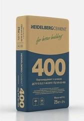 Цемент ПЦ А-400 Кр. Рог 25 кг (Heidelberg)