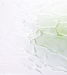 Стекло узорчатое прокатное бесцветное Дельта